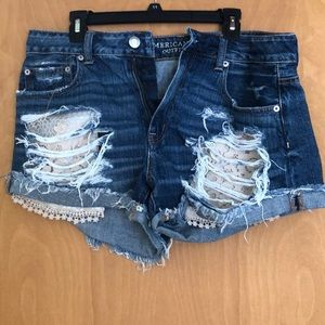 Women's American Eagle Shorts Size 12